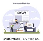 commercial services and... | Shutterstock .eps vector #1797484123