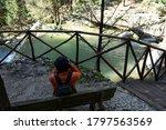 Trekking Fontegreca Path With...