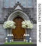 Entranceway To Trinitarian...