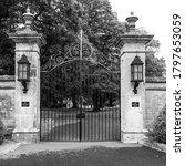Closed Gate  Adare  County...