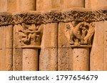 Romanesque Ornament In Spanish...