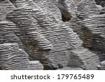 Limestone Formations At Pancake ...