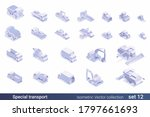 isometric flat 3d special... | Shutterstock .eps vector #1797661693