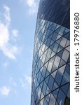 the gherkin in london | Shutterstock . vector #17976880