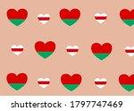 republic of belarus flag ... | Shutterstock .eps vector #1797747469