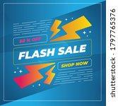 super sale banner template... | Shutterstock .eps vector #1797765376