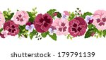 horizontal seamless background...   Shutterstock .eps vector #179791139