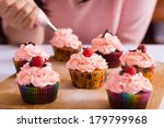 close shot of many sweet... | Shutterstock . vector #179799968