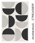 trendy abstract creative... | Shutterstock .eps vector #1798143859
