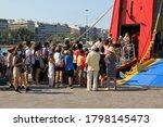 Greece  Piraeus  August 1 2020  ...