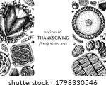Thanksgiving Dinner Menu Desig...
