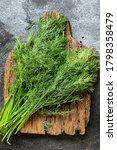Dill Fresh Green Herb...