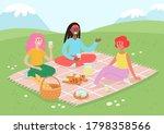 vector illustration of summer...   Shutterstock .eps vector #1798358566