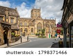 Sherborne Abbey And St Johns...