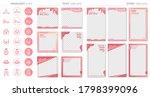 social media banner background... | Shutterstock .eps vector #1798399096