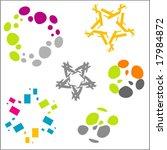 symbols   design elements | Shutterstock .eps vector #17984872