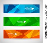 Abstract Banners Collection  ...
