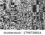 abstract pixelated background... | Shutterstock .eps vector #1798738816