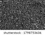 Gray Small Rocks Ground Texture....