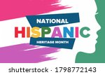 National Hispanic Heritage...