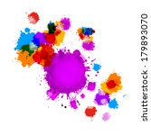 Colorful Vector Splashes...