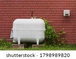Heating Fuel Oil Tank Beside...