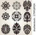 design elements | Shutterstock .eps vector #179918924