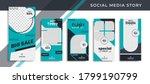 banners bundle kit set of... | Shutterstock .eps vector #1799190799