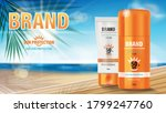 sun protection  sunscreen and...   Shutterstock .eps vector #1799247760