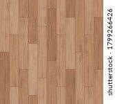 flooring wooden seamless... | Shutterstock .eps vector #1799266426