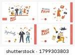 super star popularity landing...   Shutterstock .eps vector #1799303803