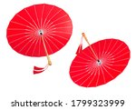 Traditional Chinese Red...