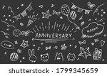 chalk style hand drawn...   Shutterstock .eps vector #1799345659