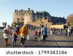 Edinburgh Uk 18 01 2020 ...