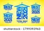 new collections 2021  best...   Shutterstock .eps vector #1799392963