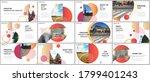 presentation design vector... | Shutterstock .eps vector #1799401243