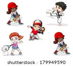 illustration of the different... | Shutterstock .eps vector #179949590