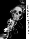 Smoke Skull   Smoking Kills