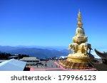 Buddha On Mt Emei  Sichuan