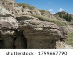 Eroded Rock Formations...