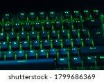 A Mechanical Gaming Keyboard...