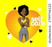 self care woman september... | Shutterstock .eps vector #1799746123