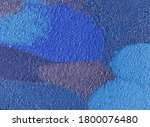 Abstract Blue Background....