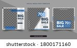 fashion jeans bundle social... | Shutterstock .eps vector #1800171160