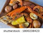 Platter Of Southern Garlic...