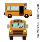 school design over white... | Shutterstock .eps vector #180024788