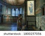 People Visit St Savior In Chora ...
