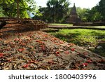 Outer Wall Of Wiang Tha Kan...