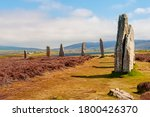 Standing Stones Of Stenness...