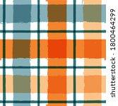 gingham seamless pattern.... | Shutterstock .eps vector #1800464299